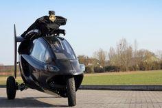 PAL-V: het Nederlandse antwoord op de Terrafugia Flying Car - Freshgadgets.nl