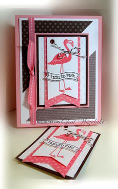 Flamingo Lingo, Me, My Stamps and I, Stampin' Up