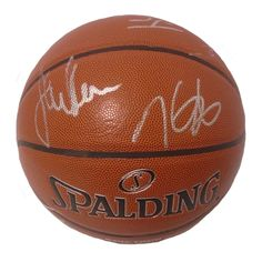 2016-2017 Golden State Warriors Team Autographed Spalding NBA Indoor / Outdoor Basketball, Proof Photos