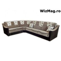 Coltar extensibil Alina WIZ 0025 Sofa, Couch, The Wiz, Furniture, Ideas, Home Decor, Settee, Settee, Decoration Home