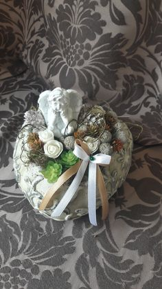 Cemetery, November, Gift Wrapping, Table Decorations, Gifts, Home Decor, Party, Cemetery Decorations, All Saints Day