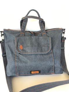 Timbuk2 Jeans Bag Messenger Crossbody Designer Fashion Hip #Timbuk2 #MessengerCrossBody