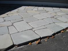 Tumbled   Bay Area Bluestone - Provides unique building and landscaping materials