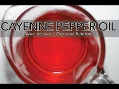 Cayenne Pepper Oil For Hair Growth Recipe - http://community.blackhairinformation.com/video-gallery/hair-growth-videos/cayenne-pepper-oil-hair-growth-recipe/