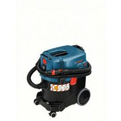 L'aspirateur pour solides et liquides mobile avec le système de nettoyage de filtre semi-automatique le plus confortable