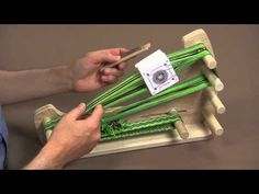 Tablet Weaving Made Easy - YouTube