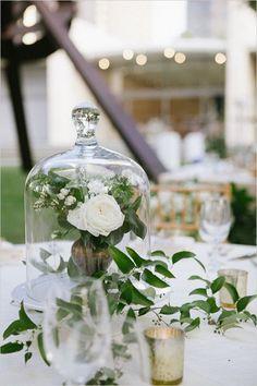 green terrarium wedding centerpiece / http://www.himisspuff.com/rustic-wedding-centerpiece-ideas/5/