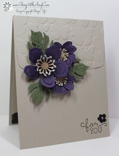 Botanical Blooms - Stamp With Amy K: