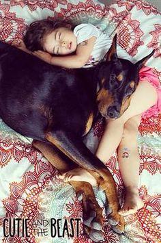 cutie & the beast | La cuenta Cutie and The Beast recopila las imágenes de esta niña y ...