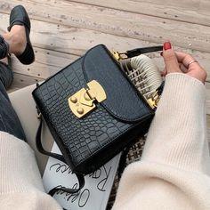 Mini Stone Pattern PU Leather Crossbody Bags For Women 2019 Lock Designer Shoulder Messenger Bag Female Travel Handbags – Purses And Handbags Crossbody Travel Handbags, Mini Handbags, Purses And Handbags, Leather Handbags, Luxury Handbags, Cheap Handbags, Leather Bags, Canvas Handbags, Leather Backpacks