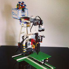 "Lego Mindstorms 3D printer - ""EV3 2.0"" by W1ll14m"