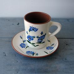 Stangl Cup and Saucer
