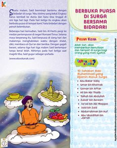 Kids Story Books, Stories For Kids, Tema Iphone, Islamic Books For Kids, English Short Stories, History Of Islam, Islamic Pictures, My Children, Kids And Parenting