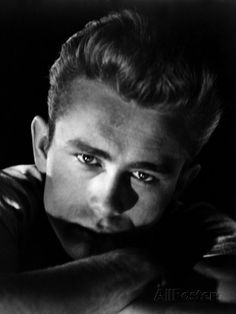 Rebel Without a Cause, James Dean, 1955 Photographie