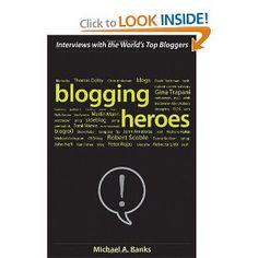 One of my top ten books of all time. I love blogging, and the author of this book interviewed some of the most prominent bloggers in the world. Their insights and stories are worth reading twice. Maybe more.