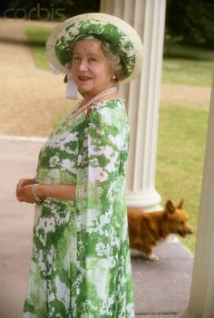 The Queen Mum at 80