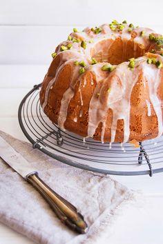 tangerine sour cream bundt cake