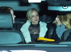 Adele, Jennifer Lawrence and Emma Stone Have a Girls' Night Out in NYC  Adele, Jennifer Lawrence, Emma Stone