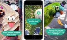 WhatsApp launches Status an encrypted Snapchat Stories clone Read more Technology News Here --> http://digitaltechnologynews.com WhatsApp could put the brakes on Snapchats international growth with todays launch of WhatsApp Status a new tab for sharing decorated photos videos and GIFs that disappear after 24 hours. Its another Facebook-owned Snapchat Stories copycat but the twist is that its end-to-end encrypted like WhatsApp messaging. WhatsApp tested the feature for beta users in Read More…