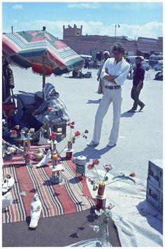 Yves Saint Laurent in Marrakech Piet Mondrian, Pamplona, Marrakech, Ysl, Christian Dior, Yves Saint Laurent Paris, Dc Travel, Virtual Travel, Tulle