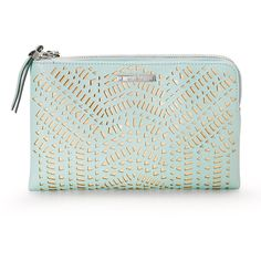 Stella & Dot Double Clutch (115 CAD) ❤ liked on Polyvore