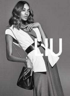 Liu Jo SS 2016 campaign - Jourdan Dunn - Chris Colls