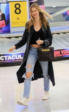 Behati Prinsloo..... - Celebrity Fashion Trends