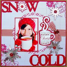 Cute Snow Cold Winter Page...