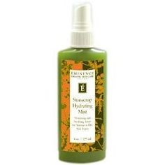Way more healing than aloe vera! so incredibly hydrating. The smell is so refreshing.  Best hot summer day fix--- keep mist in your fridge and spritz on to cool down and let the magic of stonecrop soothe your sunkissed skin.  Eminence Organic Skincare Stone Crop Hydrating Mist