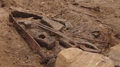 A 1000-Year-Old Grave: Blacksmith From The Viking Age Buried With His Tools - MessageToEagle.com