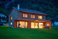 EFH Häfele | Vorarlberger Holzbaukunst