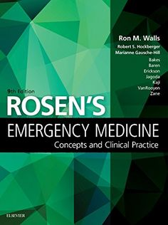 Rosen's Emergency Medicine - Concepts and Clinical Practice E-Book (Rosens Emergency Medicine Concepts and Clinical Practice)   Since its revolutionary first edition in 1983, Rosen's Emergency Medicine set the standard for Read  more http://themarketplacespot.com/rosens-emergency-medicine-concepts-and-clinical-practice-e-book-rosens-emergency-medicine-concepts-and-clinical-practice/