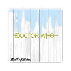 Doctor Who Logo, Doctor Who Name, Doctor Who Decal, Doctor Who Sticker, Gold Glitter Decal, Gold Glitter Sticker, Fandom Decal, Fandom #GoldGlitterSticker #DoctorWhoSticker #DoctorWhoName