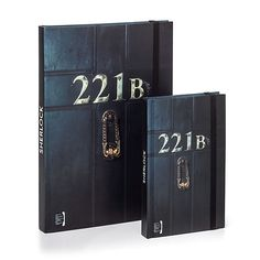 Sherlock 221b Notebooks
