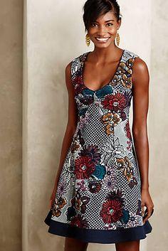 Fairchild Flared Dress