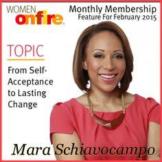Inner Circle Sneak Peek w/ Mara Schiavocampo Feb. 2015 — Women On Fire #thinspired