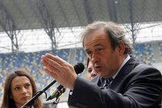 "Michel Platini, the president of UEFA, has hit out at ""bandits and crooks"" for the escalation of Ukrainian hotel prices ahead of the Euro 2012 football championships.    Read more: http://www.bellenews.com/2012/04/12/world/europe-news/euro-2012-michel-platini-slams-ukraine-hotel-owners-for-rising-price-ahead-of-championships/#ixzz1rpZaRZLk"