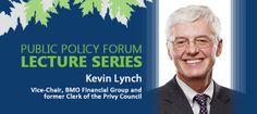 "The Public Policy Forum Lecture Series - ""The Global Talent Hunt: Are We Playing to Win?"" by Kevin Lynch will be held at UBC Robson Square on January 10th!"