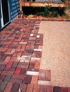 Brick-Patio