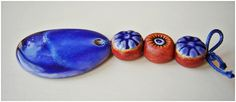 """Conjunto de cerámica """"Agua y tierra """" de MAJOYOAL por DaWanda.com"""