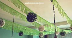 decoracion feria cientifica - Buscar con Google Plant Leaves, Party, Spain, Ideas, Google, Home, Flamingo Party, Lanterns, Paper Lanterns