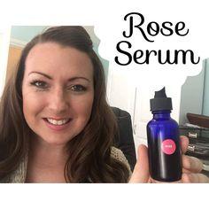Rose Serum - Young Living - Elizabeth Medero