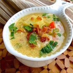 Creamy Potato Soup - Allrecipes.com