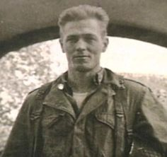 The real Major Dick Winters, Band of Brothers. One of the best WWII movies made. Real and very intense. I cried and laughed. Thank you Easy Company!