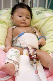 Texas Children's Hospital Berlin Heart patient Leanny Rodriguez