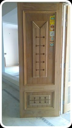 Homemade door design is or your luxury houses, you can choose fancy entrance doors prepared with glass grills or different framing. Main Entrance Door Design, Wooden Front Door Design, Double Door Design, Door Gate Design, Room Door Design, Wooden Front Doors, Door Design Interior, Latest Door Designs, Door Design Images