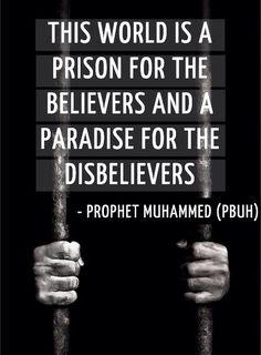 Dit is wat ik vind de favoriete uitspraak van de profeet Mohammed (s.a.s)