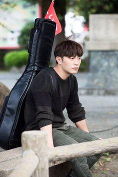 ภาพที่ถูกฝังไว้ Lee Yo Won, Jin Goo, Night Light, Bedside Lamp