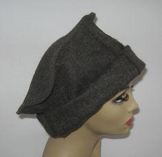 pakol . pakul . pakol hat . afghan wool hat . pakul hat c73892644b26