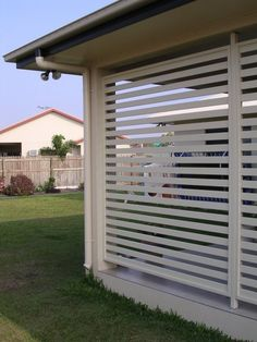 Custom Made Aluminium Privacy Screen Panels Brisbane | BarrierScreens